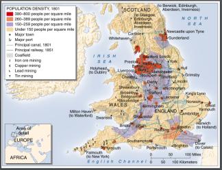 great britain industrialisation